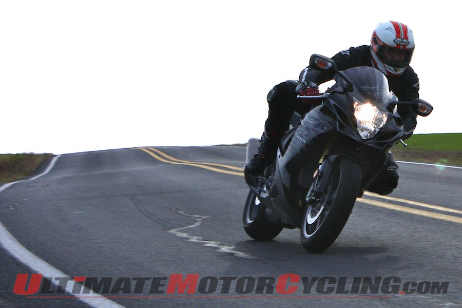 2011 Suzuki GSX-R750 top speed