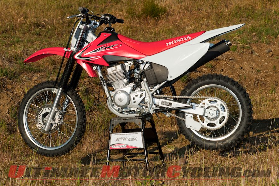 2013 Honda CRF150F | Review