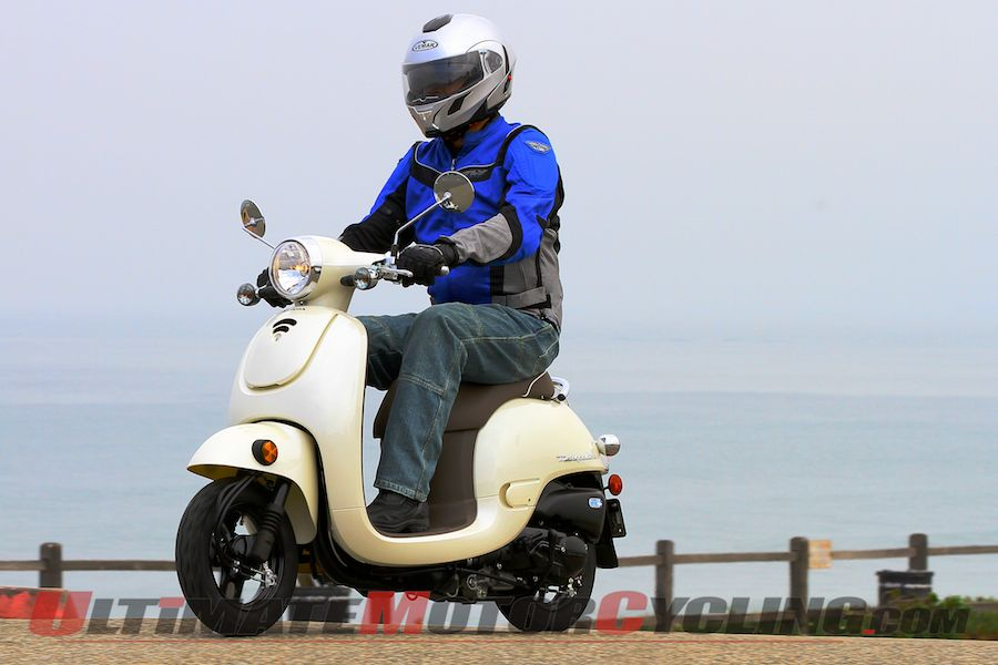 2013 Honda Metropolitan 50 | Review