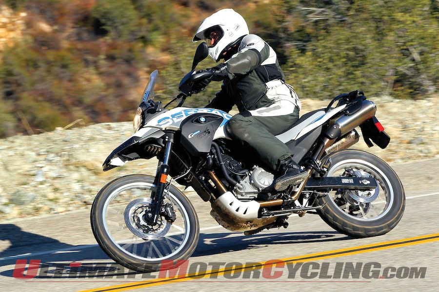 2012 Bmw G 650 Gs Sertao Quickshift