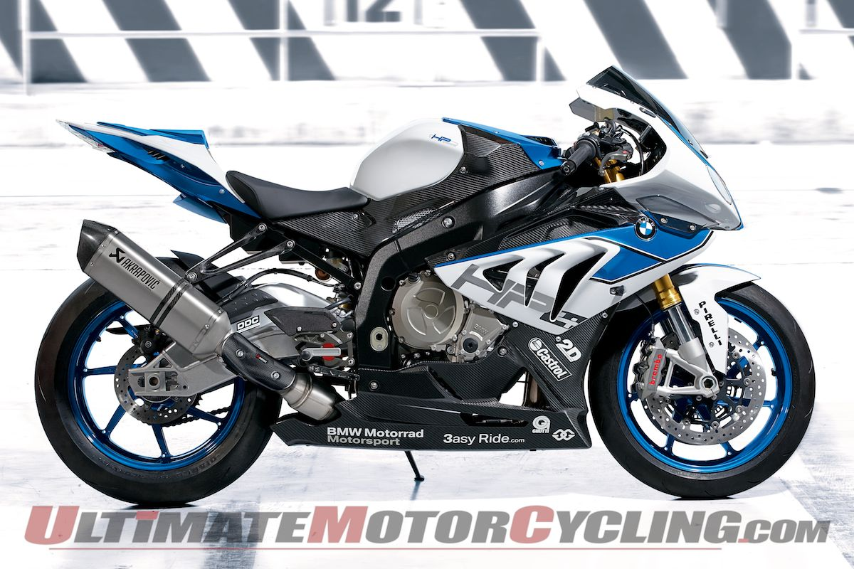 2013 BMW HP4 | Superbike Wallpaper