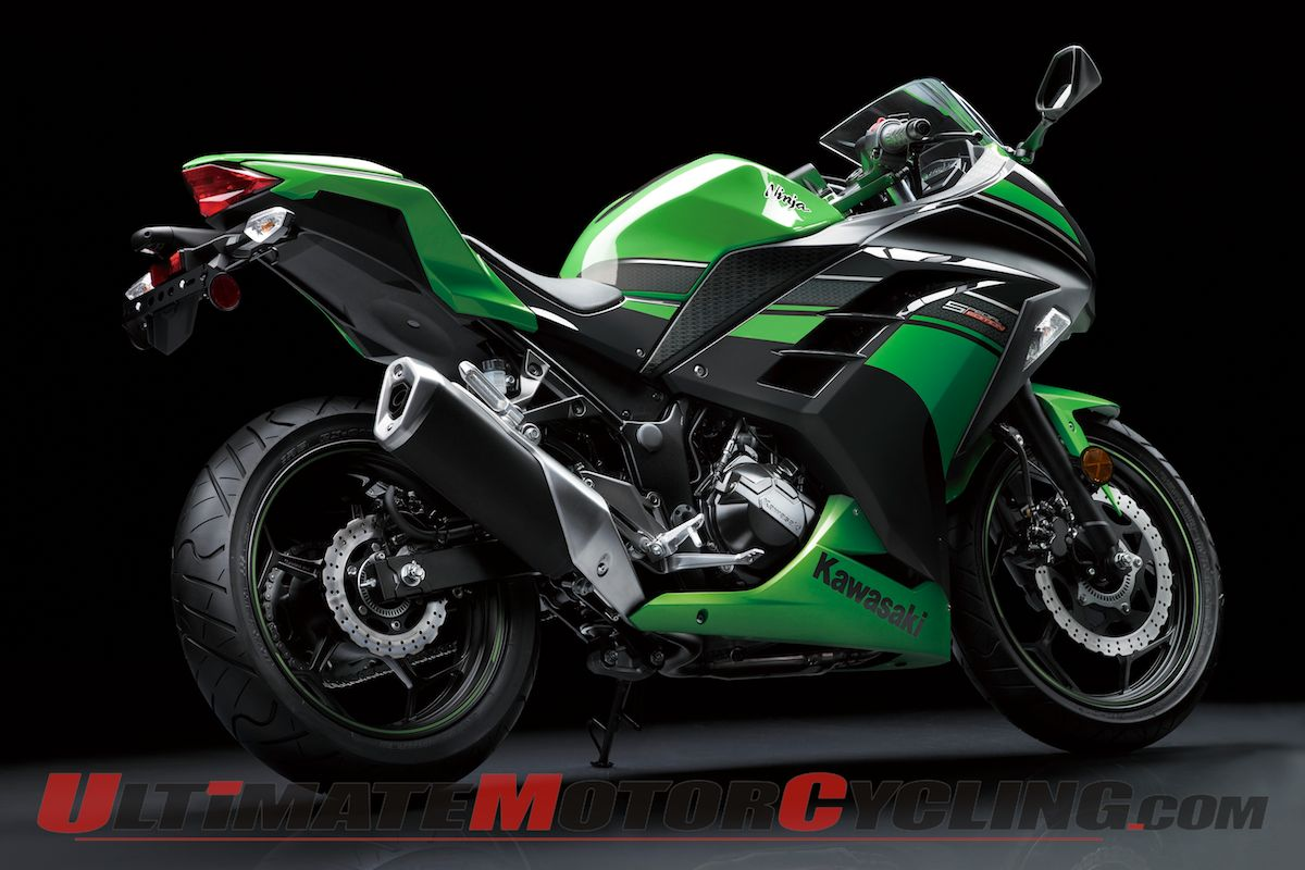 2013 Kawasaki Ninja 300 First Ride Review