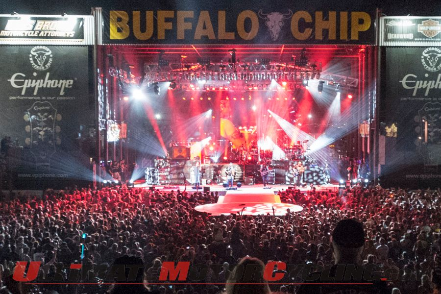 Travel Channel to Feature Sturgis Buffalo Chip