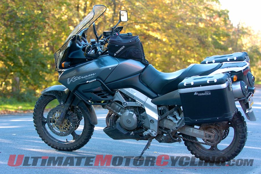 Touratech Zega Pro Panniers Review | Adventure Luggage