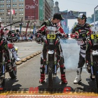 2013 Dakar Rally - Positive for Husqvarna