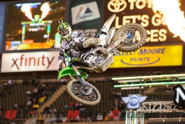 2013 Monster Energy AMA Supercross Oakland Results