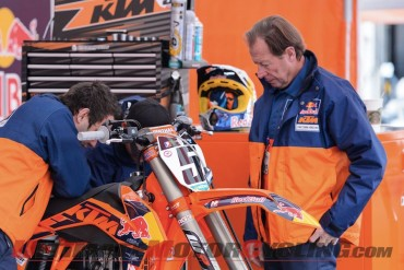 Red Bull KTM Extends De Coster's Contract Through 2016