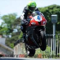Cameron Donald Receives Accolades for TT Performance