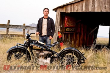 """American Pickers"" star Mike Wolfe"