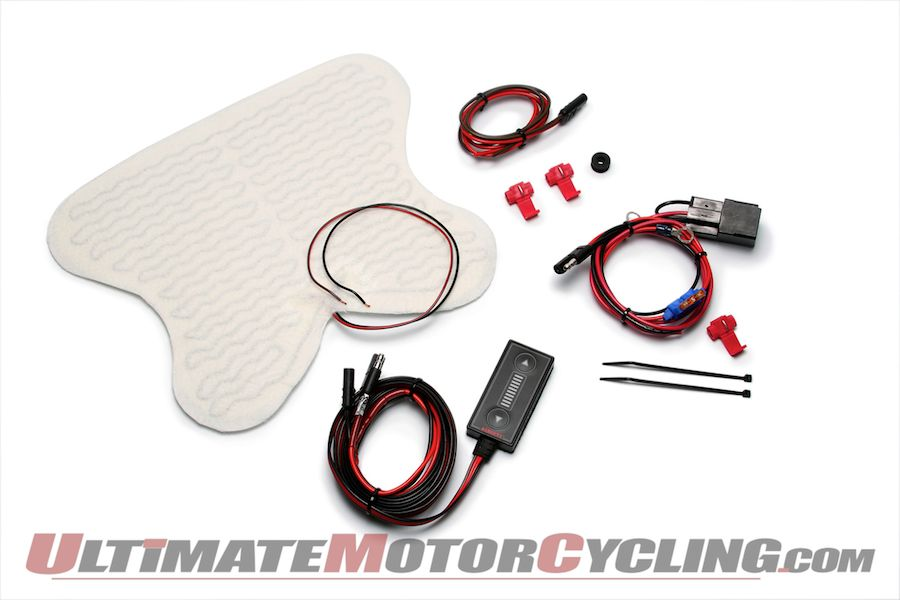 Sargent Cycle- Factory & Do-It-Yourself Heated Seat Kits 2