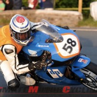 WK Enters 1st Chinese Motorcycle in Isle of Man TT