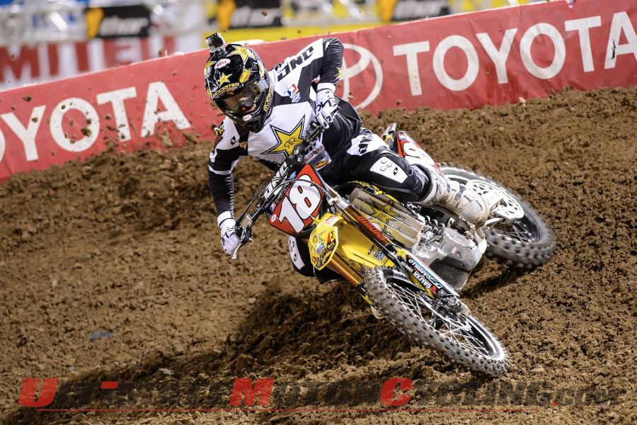 A Look back at First Month of 2013 AMA Supercross