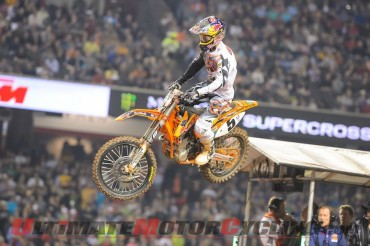 2013 Atlanta Supercross | Georgia Dome Results