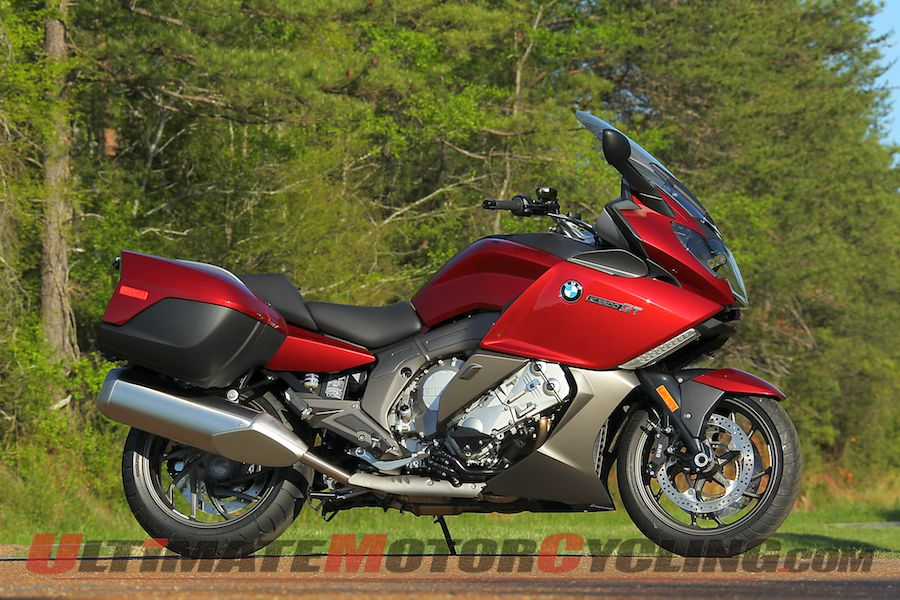 2013 BMW K 1600 GT | Quick Ride Review