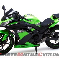 Corbin Releases Front & Rear Seats for Kawasaki Ninja 300