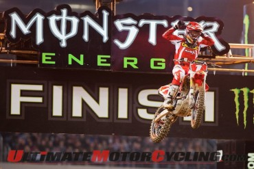 GEICO Honda Ready for San Diego Supercross