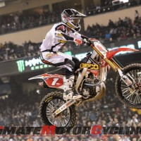 GEICO Honda's Tomac Set for 450 Supercross Debut