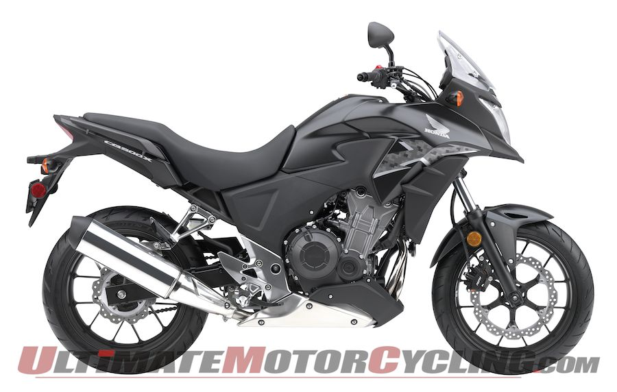 2013 Honda CB500X | Quick Look