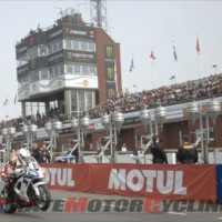 Demand for Isle of Man TT VIP Hospitality & Grandstand Tickets