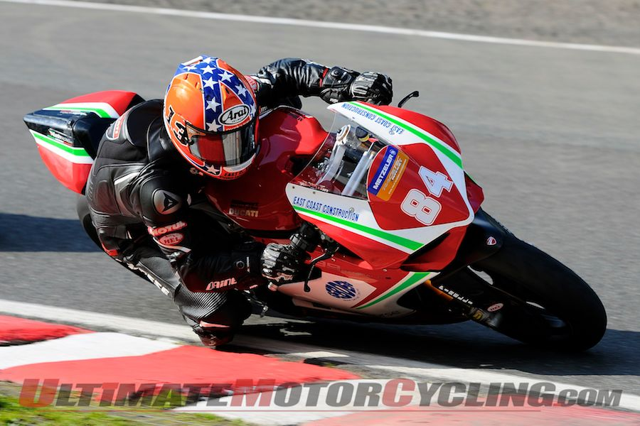 Johnston to Spearhead Rapido Ducati 1199 R TT Campaign
