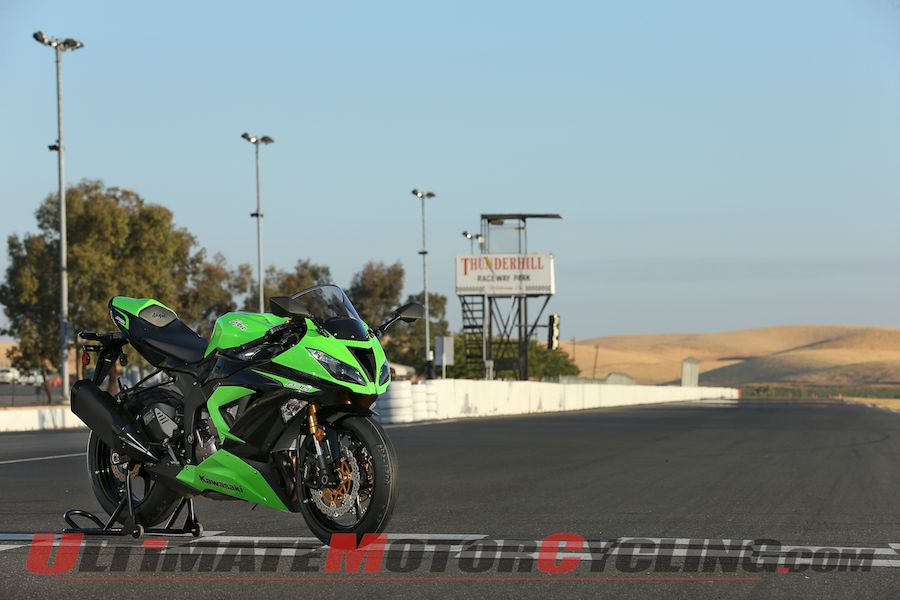 2013 Kawasaki Ninja ZX-6R | Review