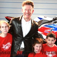 Lyle Lovett: National Spokesman for Ride for Kids