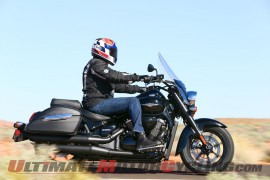 2013 Suzuki Boulevard C90T Quick Ride Review