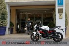 2013 Triumph Street Triple R | Review While Touring Almeria