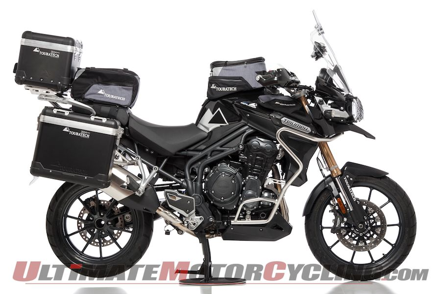 Triumph Tiger Explorer 1200 | Touratech Accessories