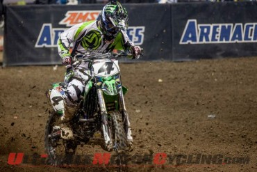 2013 Wilkes-Barre Arenacross | Saturday Results