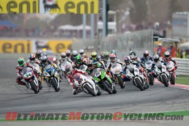 2013 World Superbike Provisonal Rider Entry List