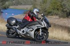 2013 Yamaha FJR1300A | Review while Touring Napa Valley