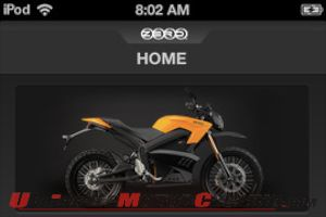 Zero Motorcycles Releases its First-Ever iPhone & Android App
