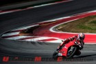 Nicky Hayden aboard Ducati 1199 Panigale R at COTA