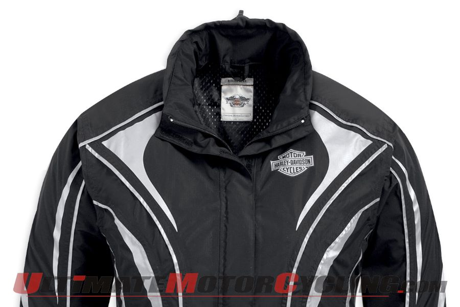 Harley Women's Illumination 360° Rain Suit