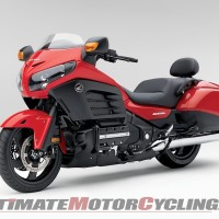 2013 Honda Gold Wing F6B Deluxe | Quick Look