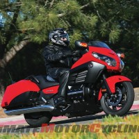 2013 Honda Gold Wing F6B | Review