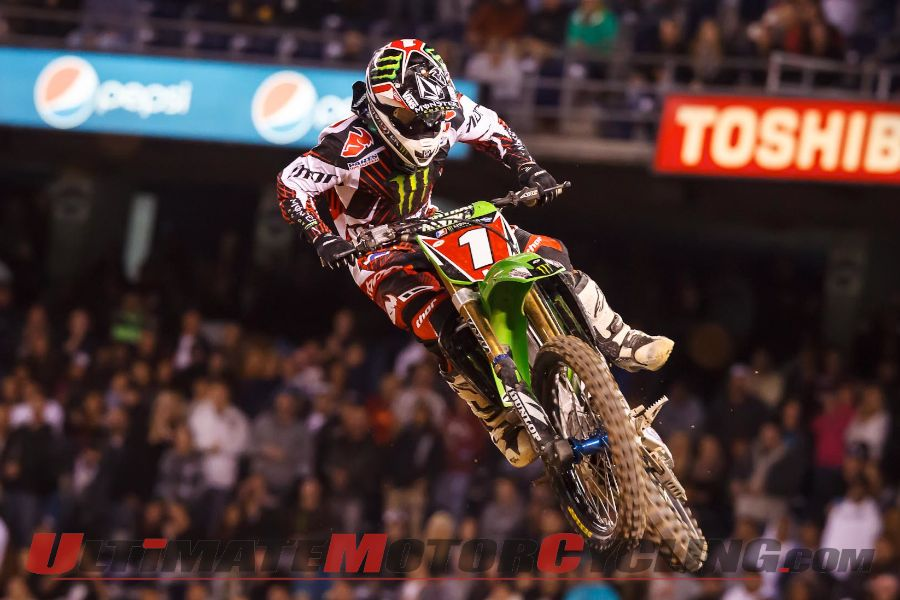 2013 Indianapolis AMA Supercross | Preview