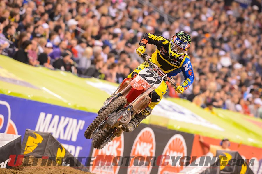 2013 Indianapolis Supercross | Results