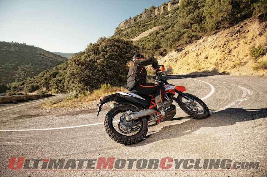 2013 KTM 690 Enduro R | Review