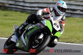 PR Racing Kawasaki Set for 2013 Isle of Man TT
