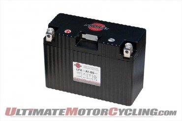 Shorai LFX Motorcycle Battery