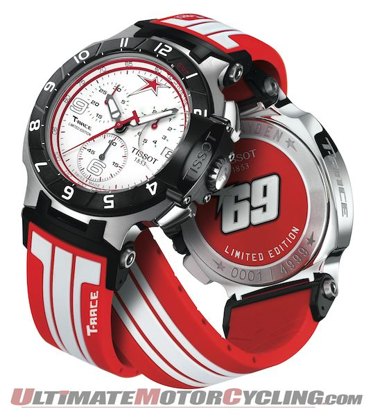 Tissot to Release Limited Edition MotoGP Watches ahead of Austin