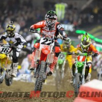 2013 Toronto Supercross | Results