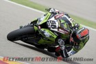 Kawasaki Racing's Tom Sykes