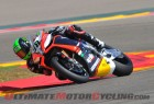 Aprilia Racing's Eugene Laverty