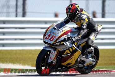 Mark VDS Racing's Mike Kallio
