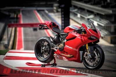 Ducati Panigale 1199 R how fast