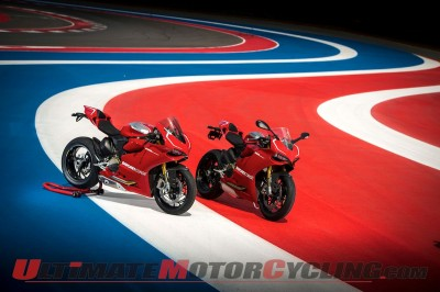 Ducati Panigale 1199 R place