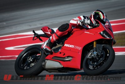 Ducati Panigale 1199 R world Superbike